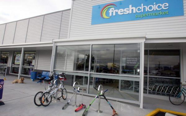 Cửa hàng FreshChoice tại Greytown